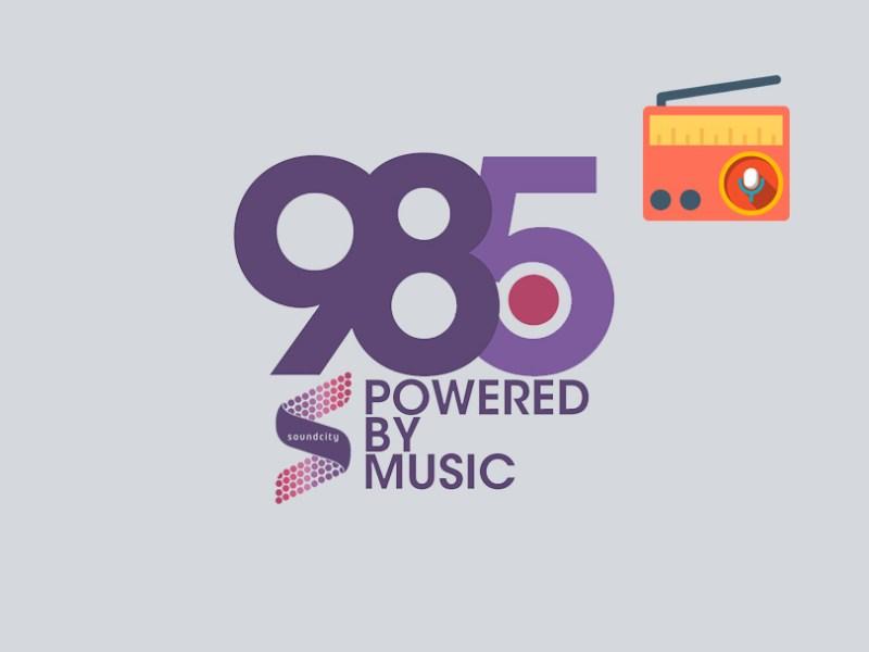 Soundcity 98.5 Lagos