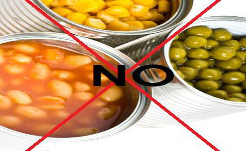 The Dangers Of Eating Canned Foods