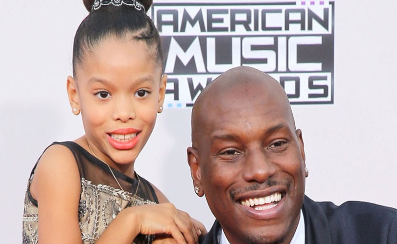 Tyrse Gibson gets Joint Custody of Daughter