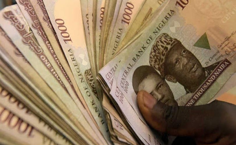 Naira Depreciates Against The Dollar…See Latest Exchange Rate