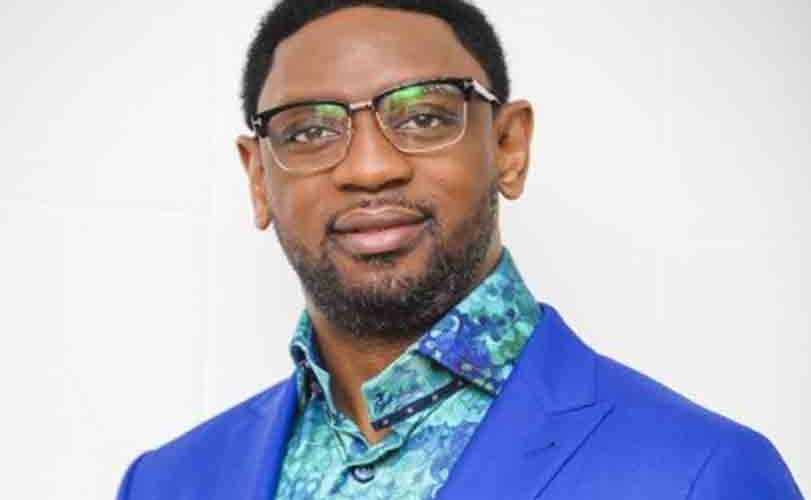 COZA Pastor, Biodun Fatoyinbo, celebrates his wife on Instagram