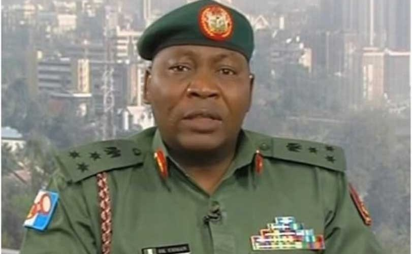 Boko Haram war: Army removes commander
