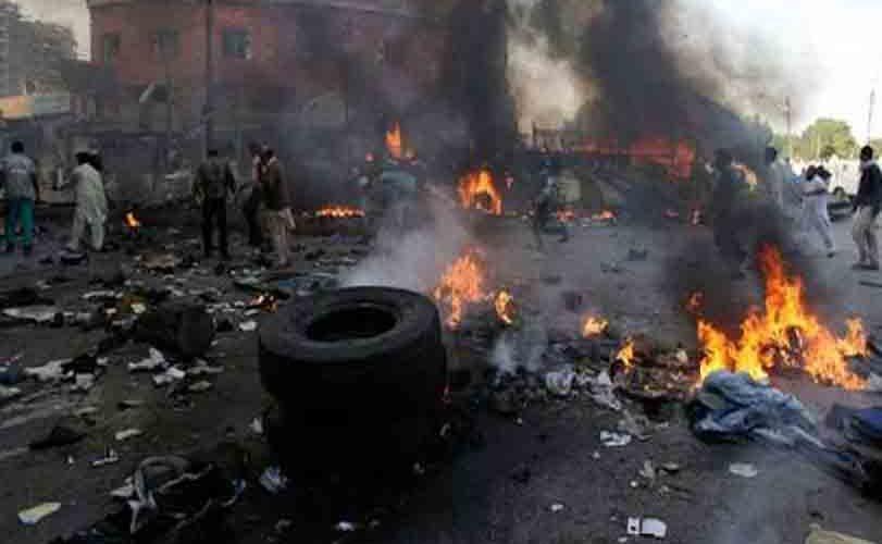 Suicide Bombers Kill 10 In Madagali, Adamawa