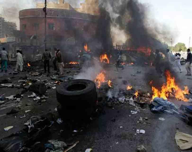 Suicide bombers kill at least three in Borno