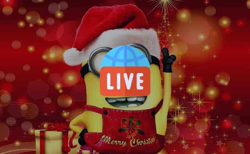 Christmas Music Radio ☃️ 24/7 Music Live Stream 🎅 Cozy Jazz, Piano & Winter Songs