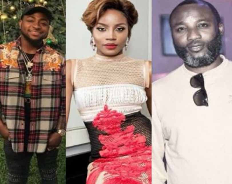 10 months after parting ways with Davido, Kamal Ajiboye takes over as Seyi Shay's manager