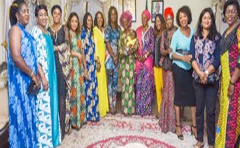Edo State First Lady hosts wives of State Legislators, calls for unity