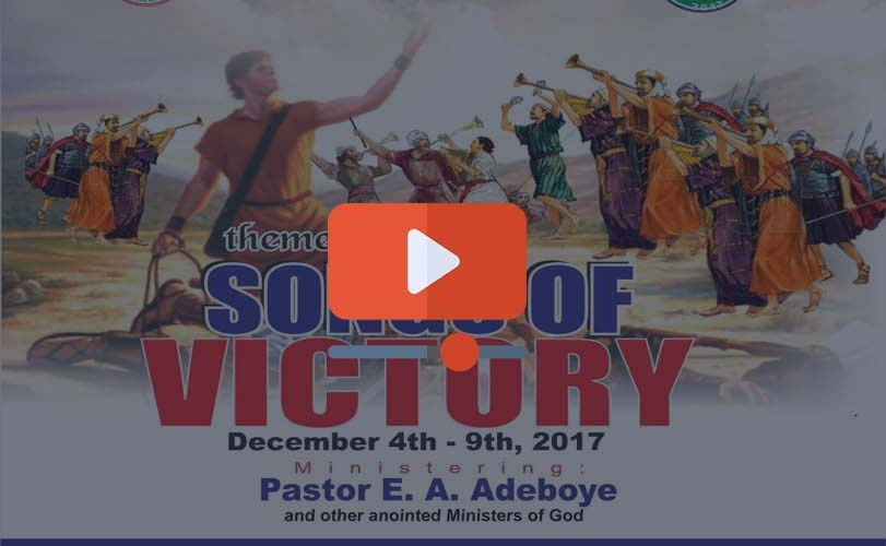 RCCG Holy Ghost Congress 2017  (Day 1)
