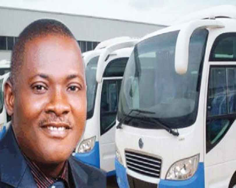 EFCC releases Innoson chairman, Innocent Chukwuma, on bail