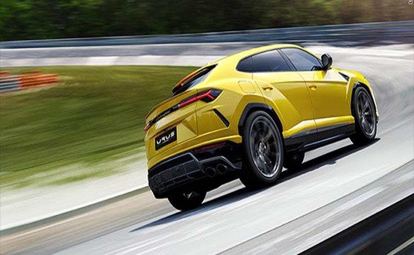 The Lamborghini Urus SUV, just unveiled in Italy, will be the world's fastest SUV, the automaker said.