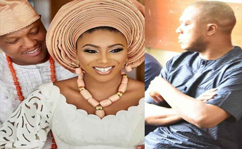 Photos: Media personality, Stephaine Coker's husband, Olumide Aderinokun arraigned in Court for alleged fraud