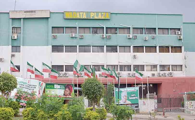 The full list of officers elected at the just concluded PDP National Convention