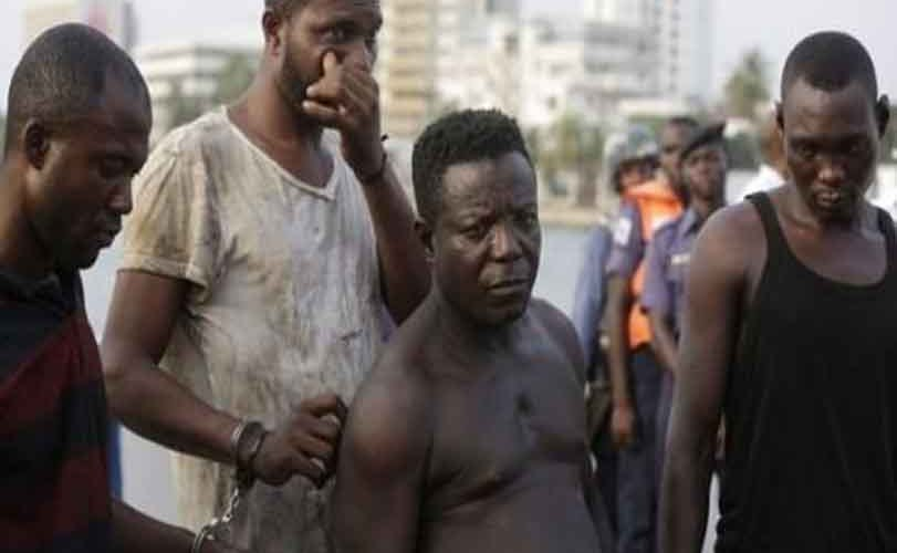 Nigerian Navy recovers 1330 cans of Petrol from oil thieves