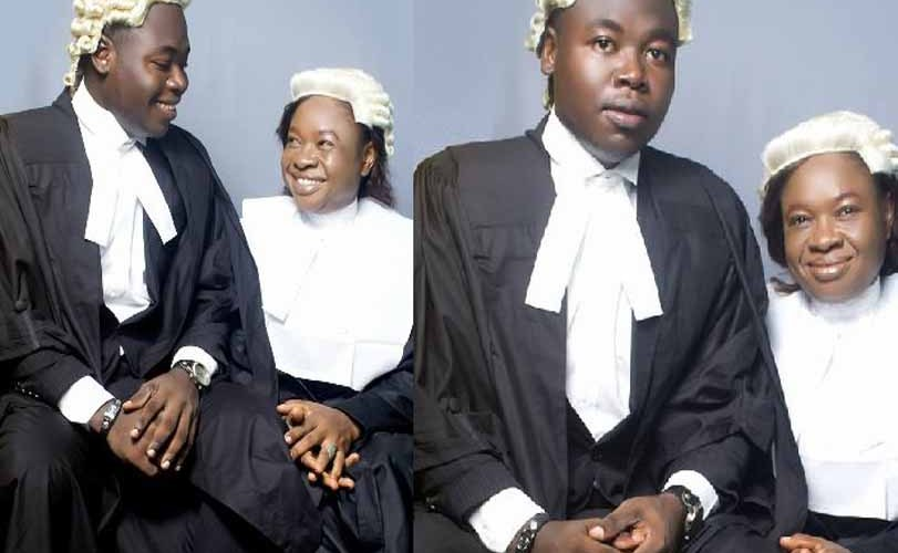 Photos: Nigerian mother and son set to be called to bar this week