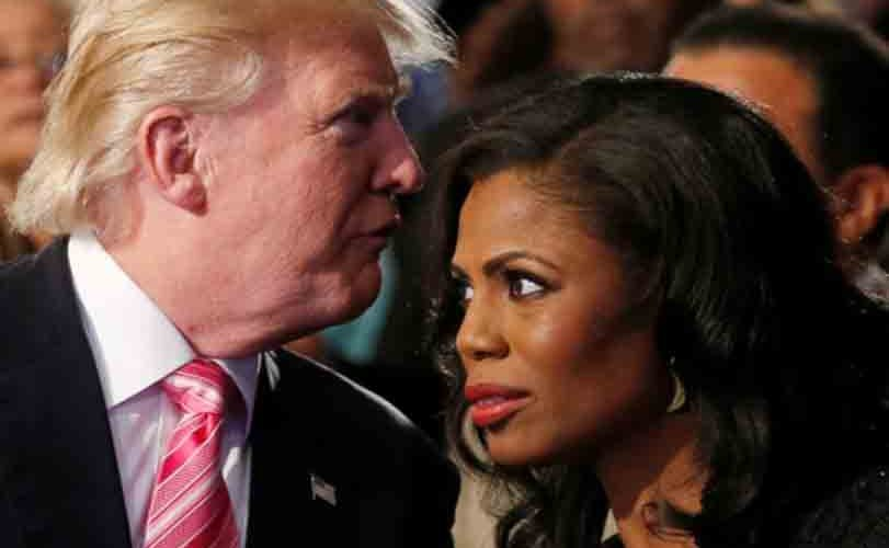 White House Aide Omarosa resigns from the White House, to depart in January