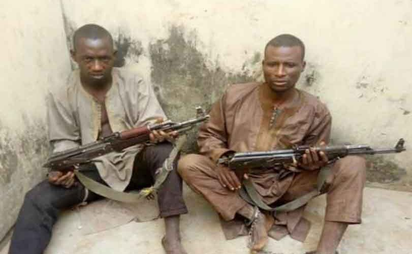 Police arrest 2 deadly kidnappers operating along Abuja-Kaduna highway