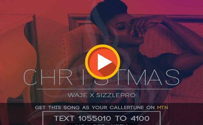 Waje x Sizzlepro – This Christmas
