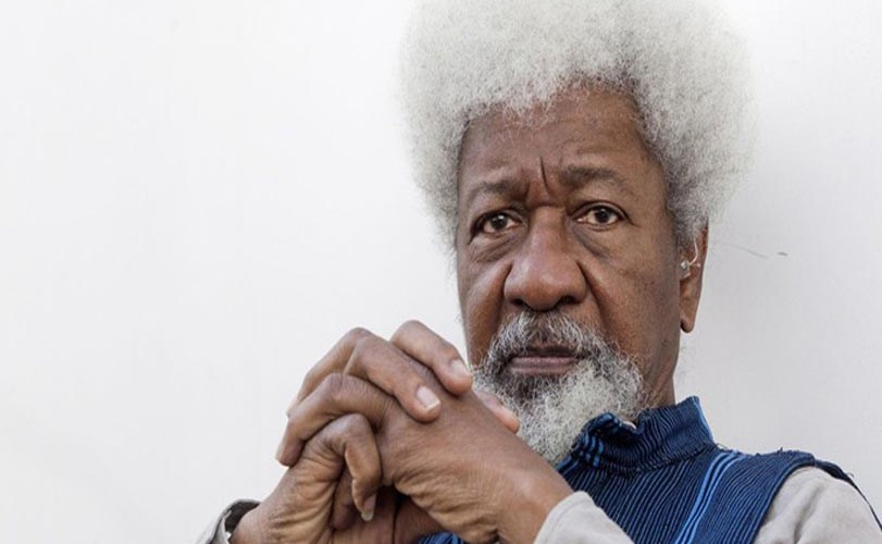 Soyinka fires back at critics over attacks on his son who allegedly married older woman