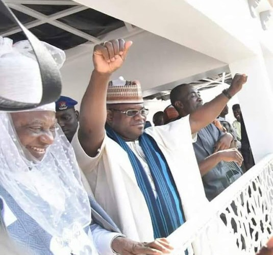 Kogi election: Primate Ayodele predicts victory for Governor Yahaya Bello