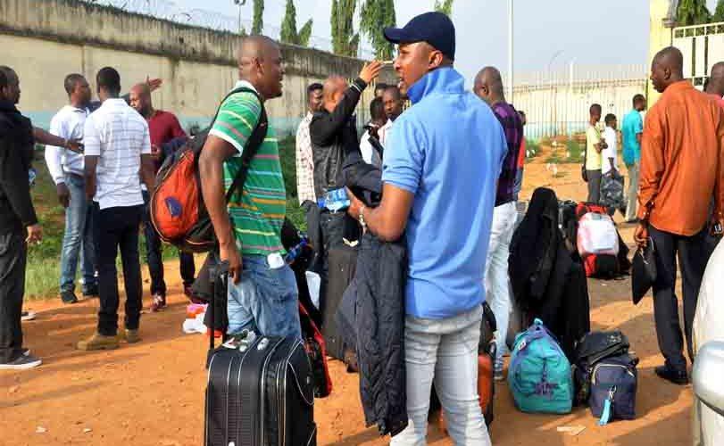 16, 387 Nigerians repatriated worldwide in 2017 – Immigration