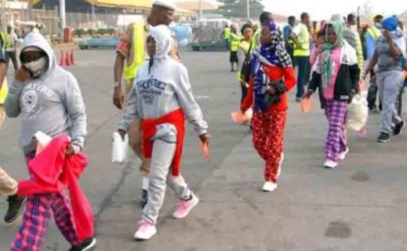 6,672 Nigerians voluntarily returned from Libya In 2017 – NEMA