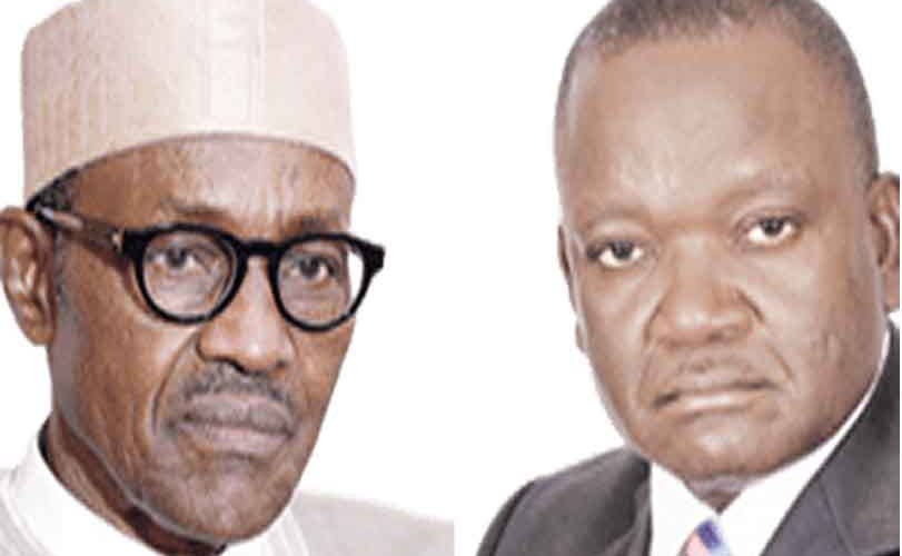 Gov Ortom Blasts Defense Minister, Says Buhari Surrounded By Wrong People