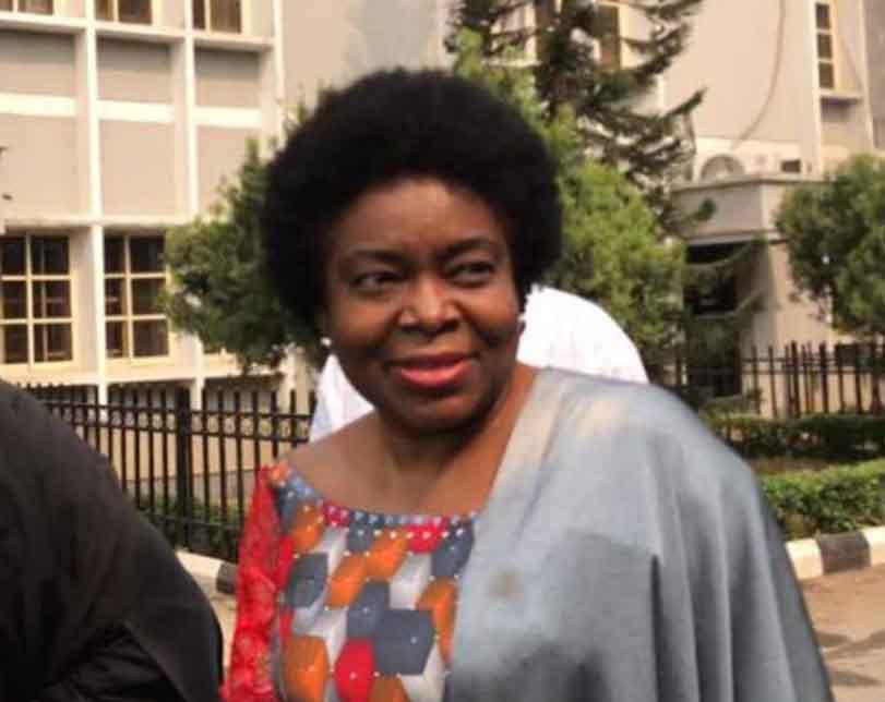 Former Minister, Jumoke Akinjide Returns N650m To EFCC