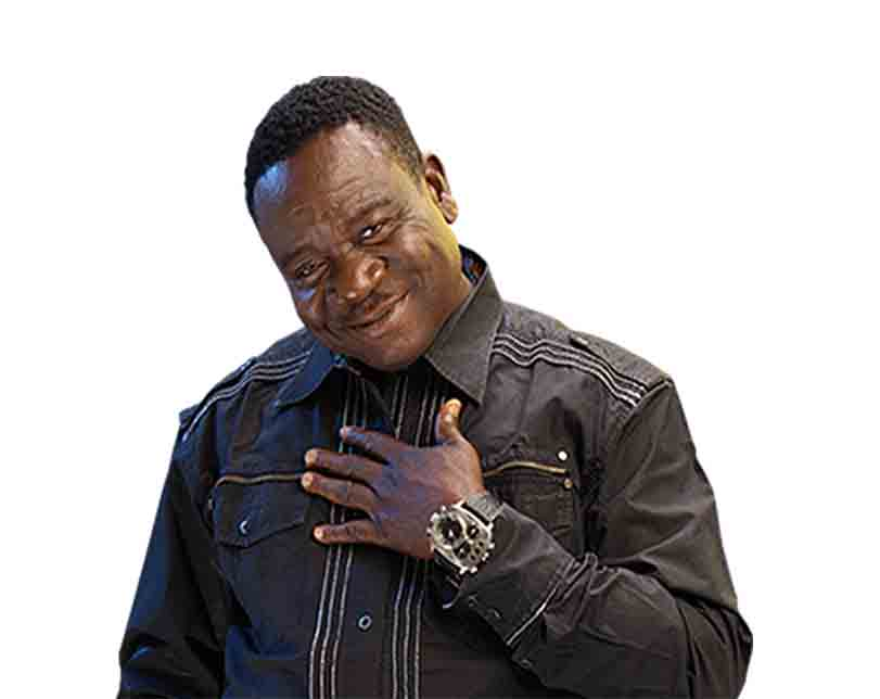 Robbers invade comic actor, Mr Ibu's Lagos home, cart away N1m cash, his expensive wristwatches and other properties