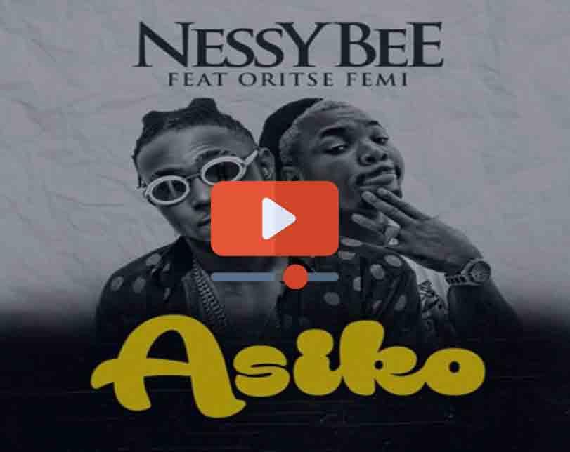 Nessy Bee x Oritsefemi – Asiko