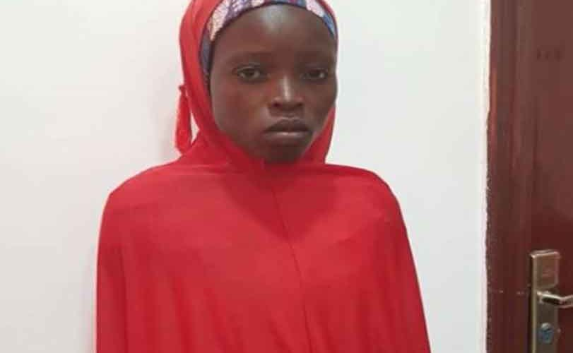Nigerian Army rescues another Chibok school girl