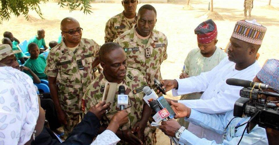Nigerian Army begins operation 'Cat Race' in Benue, Taraba States