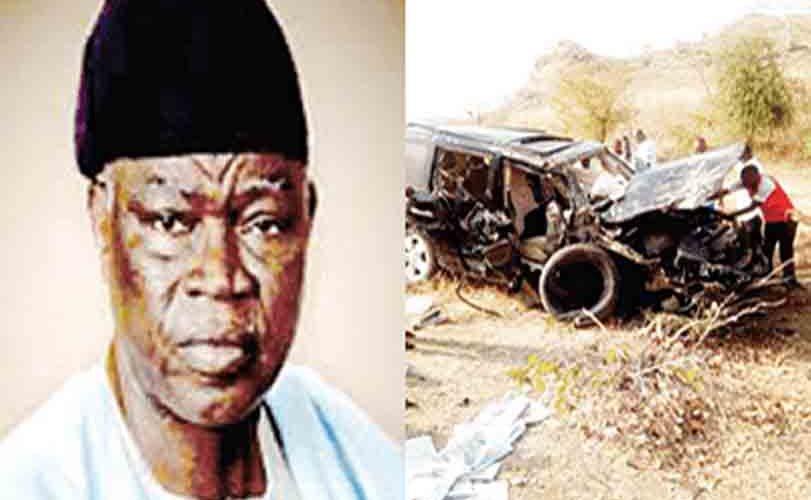 Ex-minister, General Shagaya, dies in auto crash