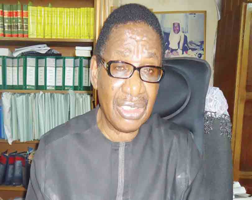 Buhari's Adviser, Itse Sagay Comes Under Serious Fire For Backing Adeosun On Certificate Forgery