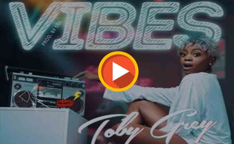 Toby Grey – Vibes [New Song]
