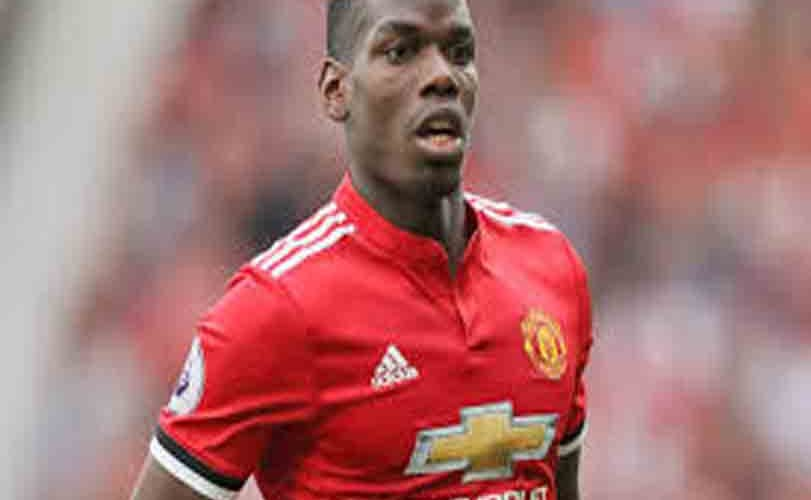 Paul Pogba pushing for Man United exit