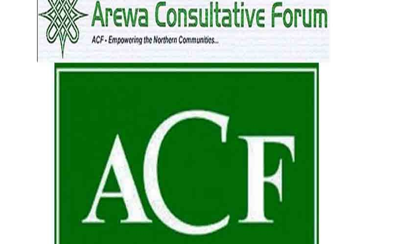 ACF to FG: You must end insecurity in Nigeria now