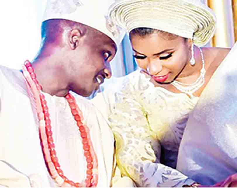 Osinbajo bars journalists from coverage of daughter's wedding