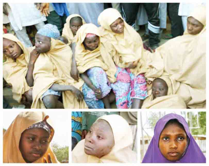 Senate seeks release of last Dapchi girl allegedly held for refusing conversion