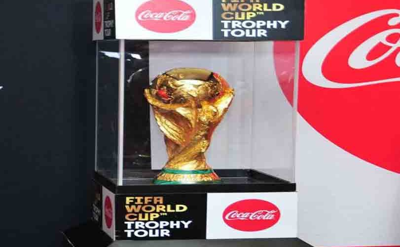 Coca-Cola Trophy Tour: FIFA World Cup lands in Abuja