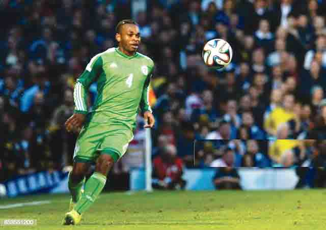 Joel Obi fit to play for Eagles, says Yusuf