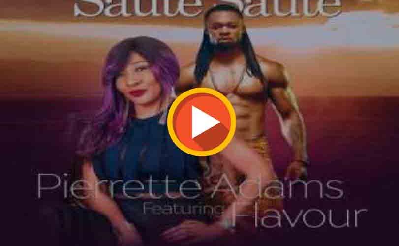 Pierrette Adams Ft. Flavour – Sauté Sauté