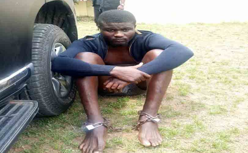 Notorious Armed Robber Who Escaped From Prison Rearrested In Imo