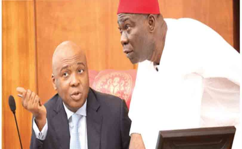 Southern, Middle Belt leaders meet with Saraki, Ekweremadu, others