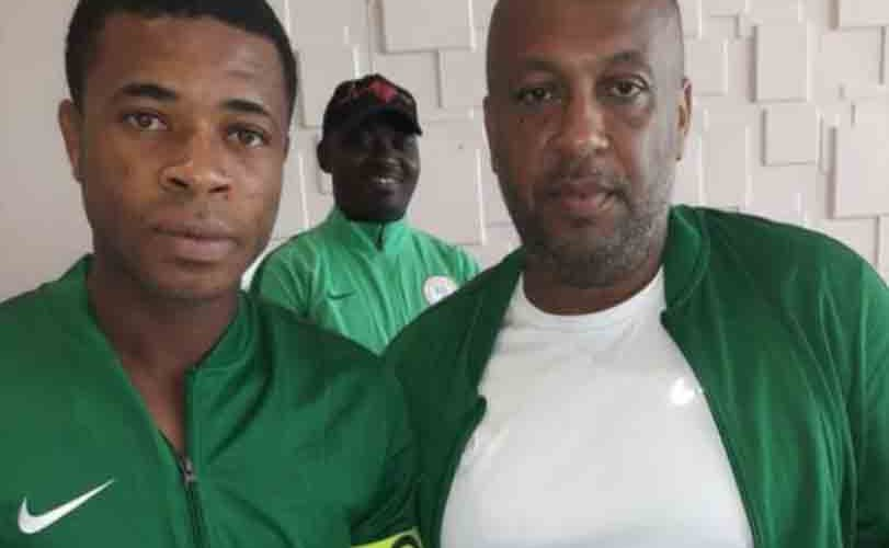 Enyimba defender appointed Flying Eagles captain