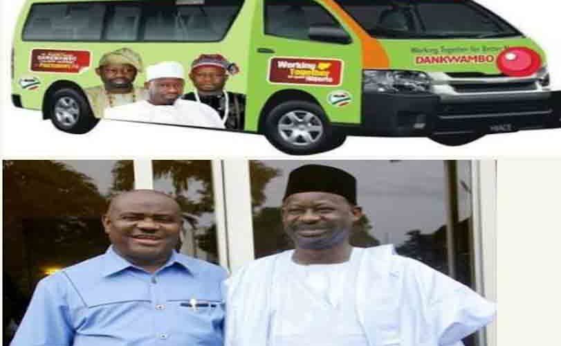 PDP Governors Meet Over Wike, 'Packaging' Dankwambo For Presidency