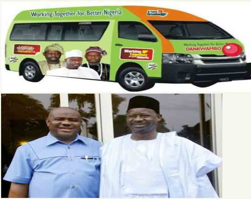 PDP Governors Meet Over Wike, 'Packaging' Dankwambo For Presidency