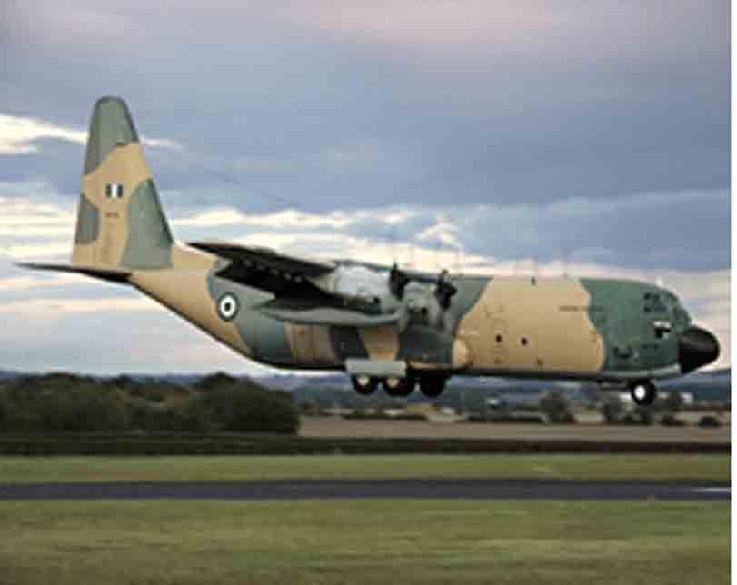 NAF kills bandits, destroys hideout in Zamfara