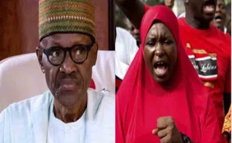 Buhari Is Part Of Those Who Have Kept Nigerians Poor – Aisha