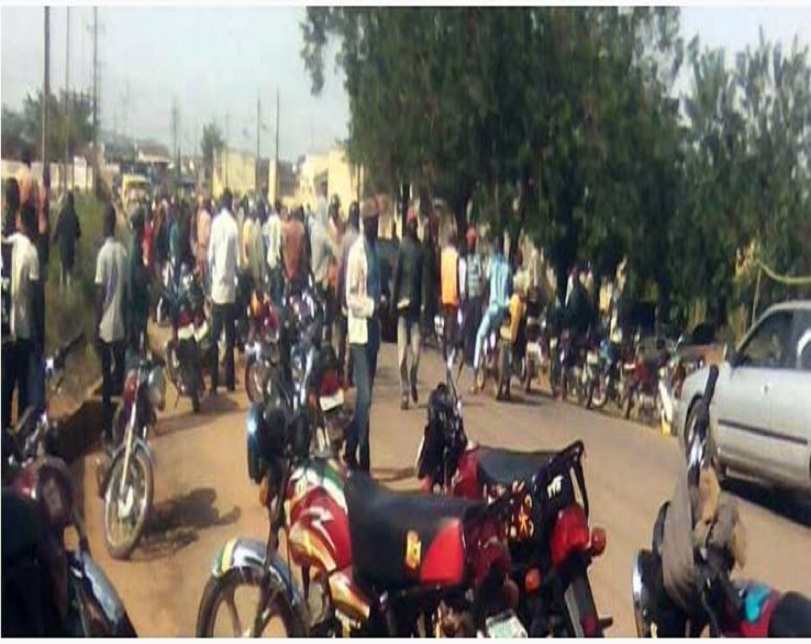 Outrage as police sergeant kills cyclist over N50 bribe