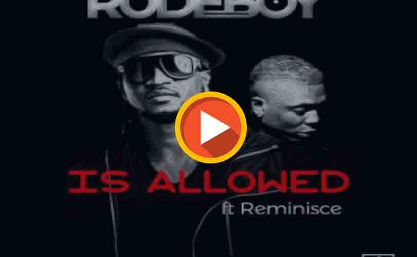 Rudeboy (P-Square) ft. Reminisce – Is Allowed